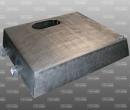 Nagrad Racing Aluminium Kraftstofftank
