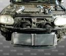 Nagrad Renault Safrane Biturbo Front Alu Ladeluftkühler-Intercooler